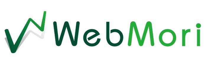鳥取のホームページ制作会社│Webもりのロゴ